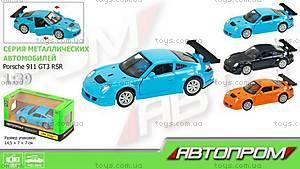 Металлическая Porsche 911 GT3 RSR, 67304
