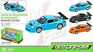 Металлическая Porsche 911 GT3 RSR, 67304, купить