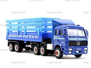 Металлический грузовик Welly, 99220-12WD, игрушки