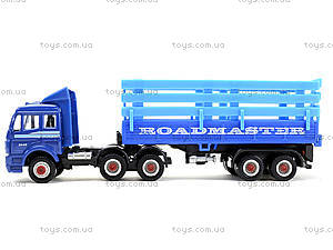 Металлический грузовик Welly, 99220-12WD, детские игрушки