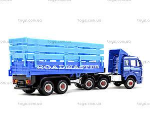 Металлический грузовик Welly, 99220-12WD, магазин игрушек