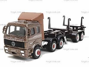 Металлический грузовик Welly, 99220-12WD, toys