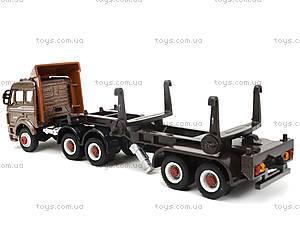 Металлический грузовик Welly, 99220-12WD, іграшки