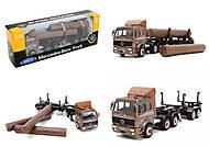 Металлический грузовик Welly, 99220-12WD, отзывы