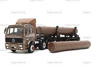 Металлический грузовик Welly, 99220-12WD, Украина