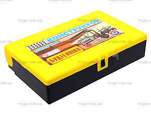 Металлический конструктор, для детей, 0601, купить