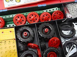 Металлический конструктор «Суперуниверсал», 0939, отзывы