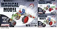 Металлический конструктор «Трактор», 816B-787980