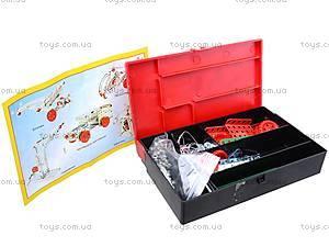 Металлический игровой конструктор для детей, 0922, цена