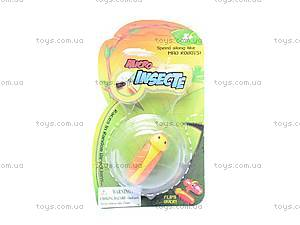 Микро-робот Crazy Insect, JH3812, игрушки