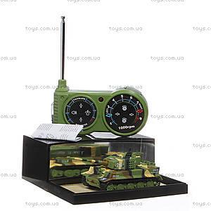 Микро-танк на радиоуправлении Tiger, 1:72, GWT2117-4, фото