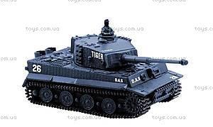 Микро-танк на радиоуправлении Tiger, 1:72, GWT2117-4, магазин игрушек
