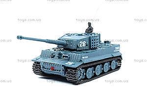 Микро-танк на радиоуправлении Tiger, 1:72, GWT2117-4