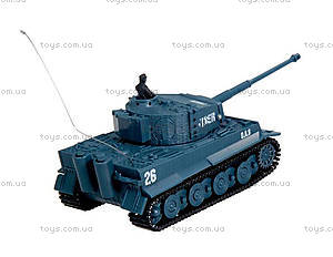 Микро-танк на радиоуправлении Tiger, 1:72, GWT2117-4, toys.com.ua