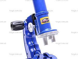 Микроскоп с набором оптических приборов, CQ-033, игрушки