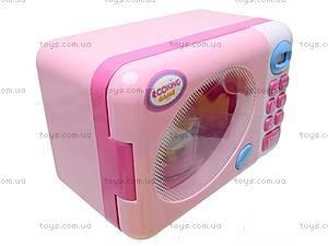 Микроволновая печь игрушечная, 6015, фото