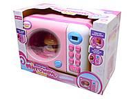 Микроволновая печь игрушечная, 6015, магазин игрушек