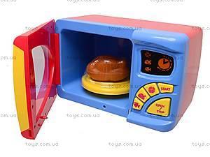 Микроволновая печь с аксессуарами, 26134, игрушки