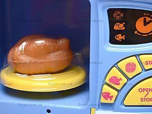 Микроволновая печь с аксессуарами, 26134, детские игрушки