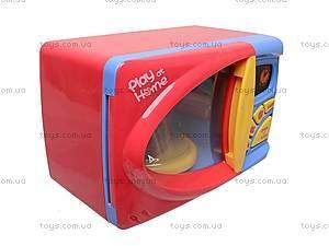 Микроволновая печь с аксессуарами, 26134, магазин игрушек