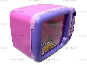 Микроволновка игрушечная для детей, 3118, купить