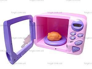 Микроволновка игрушечная для детей, 3118, отзывы