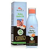 Миндальное масло для купания младенцев с ромашкой, 952164, фото
