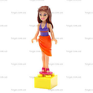 Мини-фигурка Mega Bloks Barbie, CNF71, купить