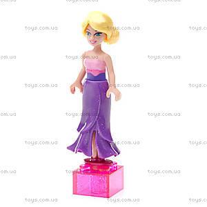 Мини-фигурка Mega Bloks Barbie, CNF71, цена