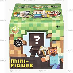 Игровая мини-фигурка Minecraft, CJH36, отзывы