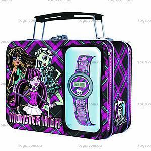 Мини-кейс Monster High с часами, MHRJ20