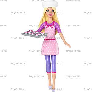 Мини-кукла Barbie серии «Я могу быть», CCH54, купить