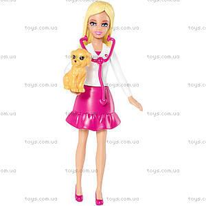 Мини-кукла Barbie серии «Я могу быть», CCH54, фото