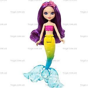 Мини-кукла «Русалочка Barbie», CJD19, фото