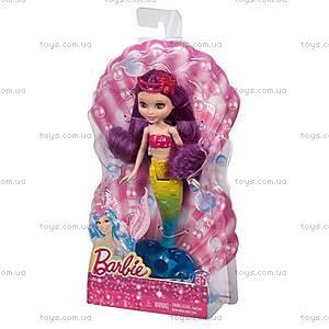 Мини-кукла «Русалочка Barbie», CJD19