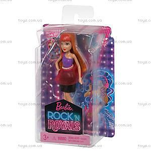 Мини-кукла из м/ф «Барби: Рок-принцесса», CKB72, купить