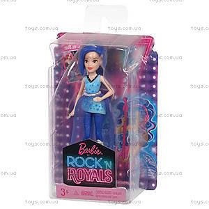 Мини-кукла из м/ф «Барби: Рок-принцесса», CKB72, фото