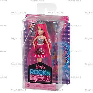 Мини-кукла из м/ф «Барби: Рок-принцесса», CKB72, цена