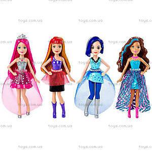 Мини-кукла из м/ф «Барби: Рок-принцесса», CKB72