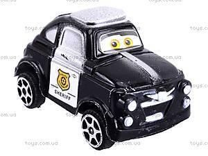 Мини-машинка «Тачки», 399-188, toys.com.ua