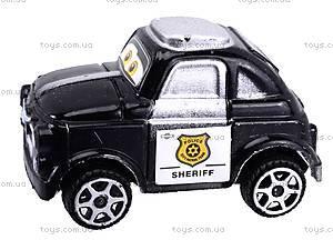 Мини-машинка «Тачки», 399-188, іграшки