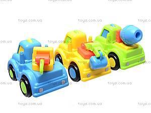 Мини-машинки «Стройка», 018-2, игрушки