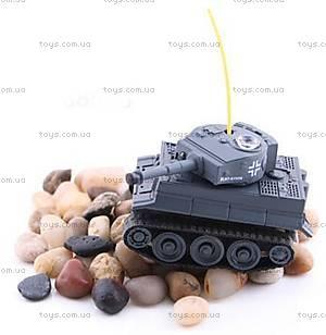 Мини-танк на радиоуправлении «Германия», HC-777-215g, фото