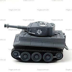 Мини-танк на радиоуправлении «Германия», HC-777-215g, игрушки
