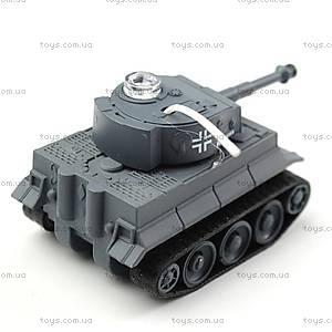 Мини-танк на радиоуправлении «Германия», HC-777-215g, детские игрушки