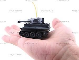 Мини-танк на радиоуправлении «Германия», HC-777-215g, toys