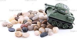 Мини-танк на радиоуправлении «СССР», HC-777-215u, игрушки