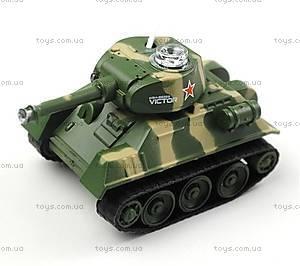 Мини-танк на радиоуправлении «СССР», HC-777-215u, детские игрушки