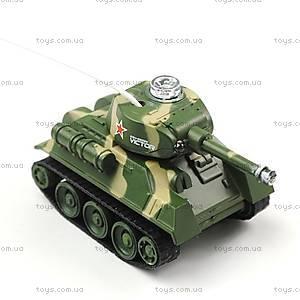 Мини-танк на радиоуправлении «СССР», HC-777-215u, toys