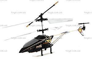 Мини-вертолет на инфракрасном управлении Phantom, черный, LS-6010-1